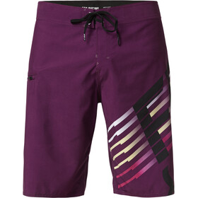Fox Lightspeed Short de bain 21'' Homme, dark purple